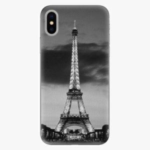 Silikonové pouzdro iSaprio - Midnight in Paris - iPhone X