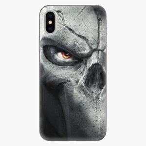 Silikonové pouzdro iSaprio - Horror - iPhone X