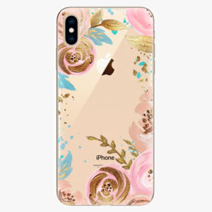 Silikonové pouzdro iSaprio - Golden Youth - iPhone XS Max