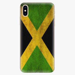 Silikonové pouzdro iSaprio - Flag of Jamaica - iPhone XS Max