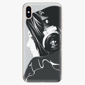 Silikonové pouzdro iSaprio - Headphones - iPhone XS Max
