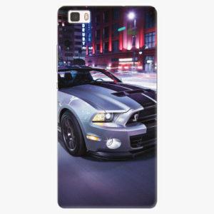 Silikonové pouzdro iSaprio - Mustang - Huawei Ascend P8 Lite