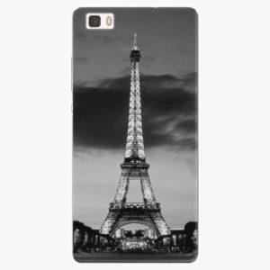 Silikonové pouzdro iSaprio - Midnight in Paris - Huawei Ascend P8 Lite