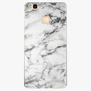 Silikonové pouzdro iSaprio - White Marble 01 - Huawei Ascend P9 Lite