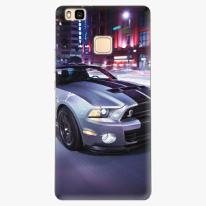 Silikonové pouzdro iSaprio - Mustang - Huawei Ascend P9 Lite