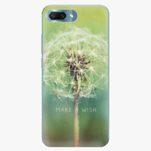 Silikonové pouzdro iSaprio - Wish - Huawei Honor 10