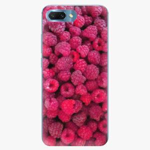 Silikonové pouzdro iSaprio - Raspberry - Huawei Honor 10
