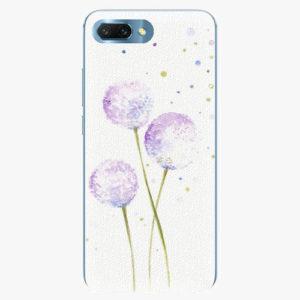 Silikonové pouzdro iSaprio - Dandelion - Huawei Honor 10