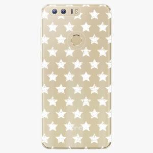 Silikonové pouzdro iSaprio - Stars Pattern - Huawei Honor 8