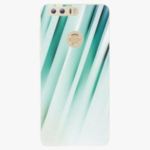 Silikonové pouzdro iSaprio - Stripes of Glass - Huawei Honor 8