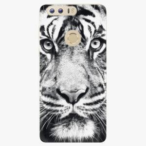 Silikonové pouzdro iSaprio - Tiger Face - Huawei Honor 8