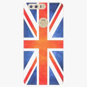 Silikonové pouzdro iSaprio - UK Flag - Huawei Honor 8