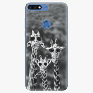 Silikonové pouzdro iSaprio - Sunny Day - Huawei Honor 7C