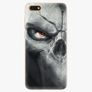 Silikonové pouzdro iSaprio - Horror - Huawei Honor 7S