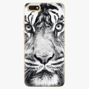 Silikonové pouzdro iSaprio - Tiger Face - Huawei Honor 7S