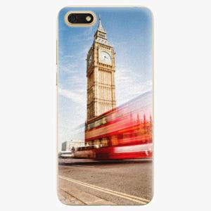 Silikonové pouzdro iSaprio - London 01 - Huawei Honor 7S