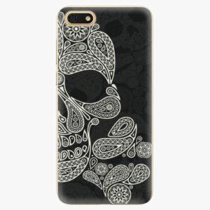 Silikonové pouzdro iSaprio - Mayan Skull - Huawei Honor 7S