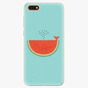 Silikonové pouzdro iSaprio - Melon - Huawei Honor 7S