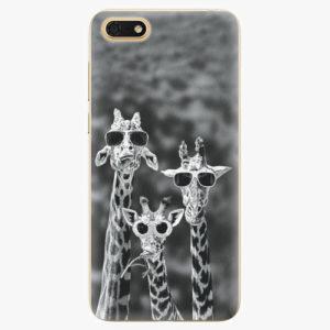 Silikonové pouzdro iSaprio - Sunny Day - Huawei Honor 7S