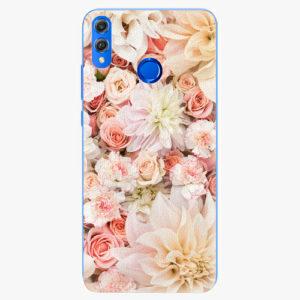 Silikonové pouzdro iSaprio - Flower Pattern 06 - Huawei Honor 8X