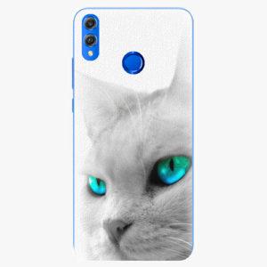 Silikonové pouzdro iSaprio - Cats Eyes - Huawei Honor 8X