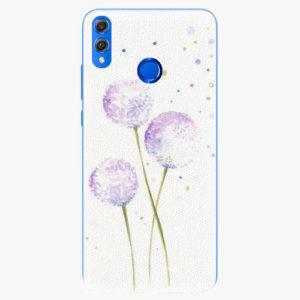 Silikonové pouzdro iSaprio - Dandelion - Huawei Honor 8X