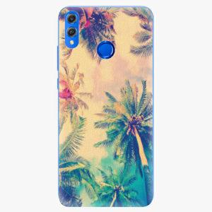 Silikonové pouzdro iSaprio - Palm Beach - Huawei Honor 8X