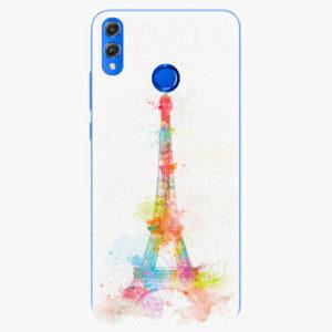 Silikonové pouzdro iSaprio - Eiffel Tower - Huawei Honor 8X