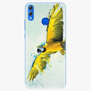 Silikonové pouzdro iSaprio - Born to Fly - Huawei Honor 8X