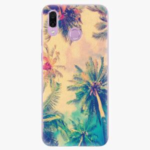 Silikonové pouzdro iSaprio - Palm Beach - Huawei Honor Play
