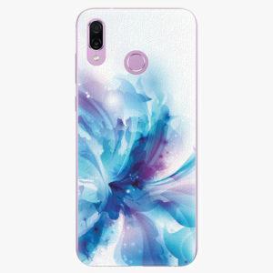 Silikonové pouzdro iSaprio - Abstract Flower - Huawei Honor Play