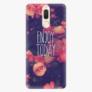 Silikonové pouzdro iSaprio - Enjoy Today - Huawei Mate 10 Lite