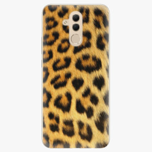 Silikonové pouzdro iSaprio - Jaguar Skin - Huawei Mate 20 Lite