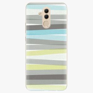 Silikonové pouzdro iSaprio - Stripes - Huawei Mate 20 Lite