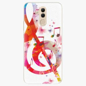 Silikonové pouzdro iSaprio - Love Music - Huawei Mate 20 Lite