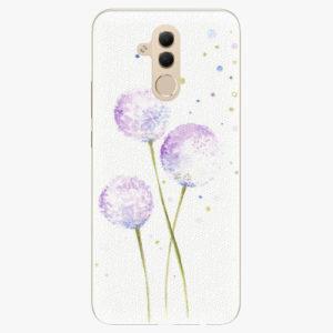 Silikonové pouzdro iSaprio - Dandelion - Huawei Mate 20 Lite