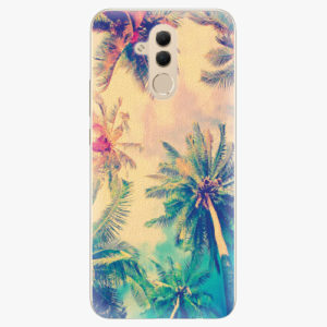 Silikonové pouzdro iSaprio - Palm Beach - Huawei Mate 20 Lite