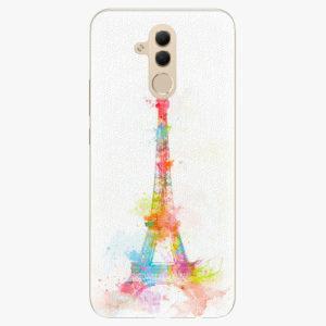 Silikonové pouzdro iSaprio - Eiffel Tower - Huawei Mate 20 Lite