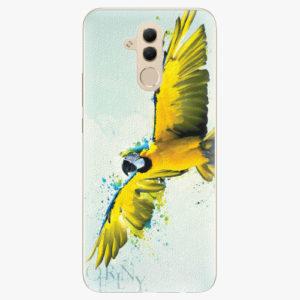 Silikonové pouzdro iSaprio - Born to Fly - Huawei Mate 20 Lite