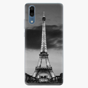 Silikonové pouzdro iSaprio - Midnight in Paris - Huawei P20