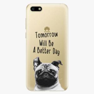 Silikonové pouzdro iSaprio - Better Day 01 - Huawei Y5 2018