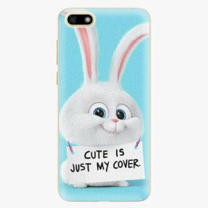 Silikonové pouzdro iSaprio - My Cover - Huawei Y5 2018