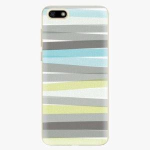 Silikonové pouzdro iSaprio - Stripes - Huawei Y5 2018
