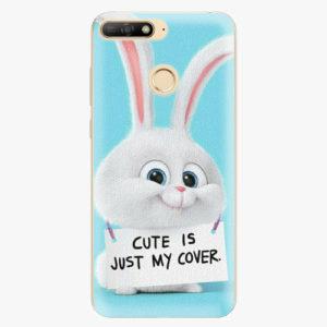 Silikonové pouzdro iSaprio - My Cover - Huawei Y6 Prime 2018