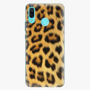 Silikonové pouzdro iSaprio - Jaguar Skin - Huawei Nova 3