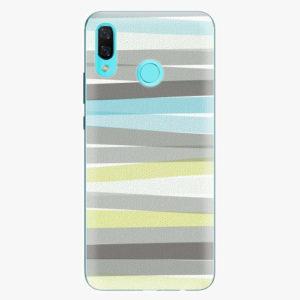 Silikonové pouzdro iSaprio - Stripes - Huawei Nova 3