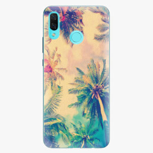 Silikonové pouzdro iSaprio - Palm Beach - Huawei Nova 3
