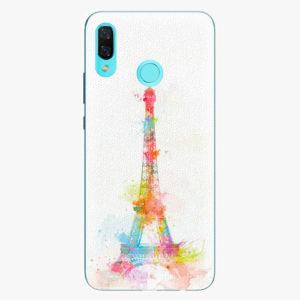 Silikonové pouzdro iSaprio - Eiffel Tower - Huawei Nova 3