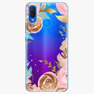 Silikonové pouzdro iSaprio - Golden Youth - Huawei Nova 3i