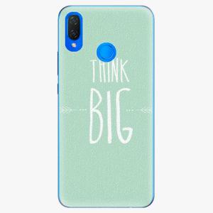 Silikonové pouzdro iSaprio - Think Big - Huawei Nova 3i